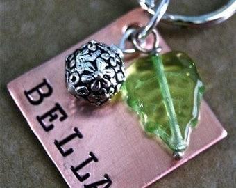 Custom Pet id tag / Bella Botanical