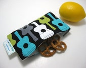 Groovy Guitars Eco-Green Snack Bag