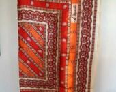 St. RamonSe Polyester Geometric Paisley Floral Scarf