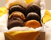Vegan Whoopie Pie Assortment Gift Box Perfect  Birthday or Summer Surprise