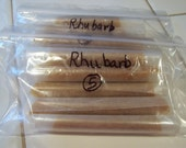 Rhubarb Fruit Leather-SIMPLY THE BEST-