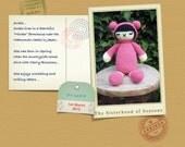 Sukie... Spring...The Sisterhood of Seasons...Doll...PDF...Pattern...download