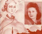 I talk in my sleep - Vintage Piano sheet music - 1941