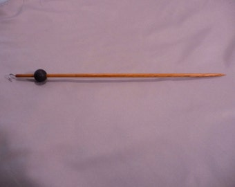 Lacewood trindle shaft