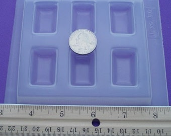 Rectangle SETTINGS RESIN MOLD Sm