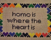 Homo is where the heart is
