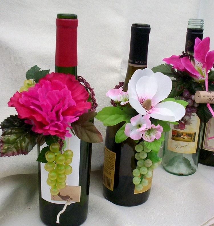 Wedding flowers alternative centerpieces by amorebride on etsy