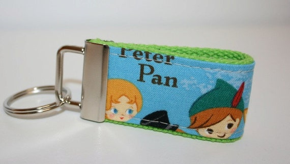 Peter Pan MiNi Key Fob