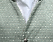 Celadon Diamond Gentleman's Waistcoat