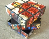 Super Heroes Rubiks Cube
