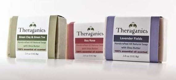 Soap Special - Three (3) bars for one price  -  All Natural