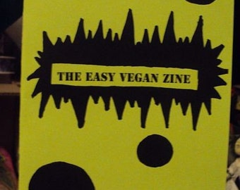 The Easy Vegan Zine