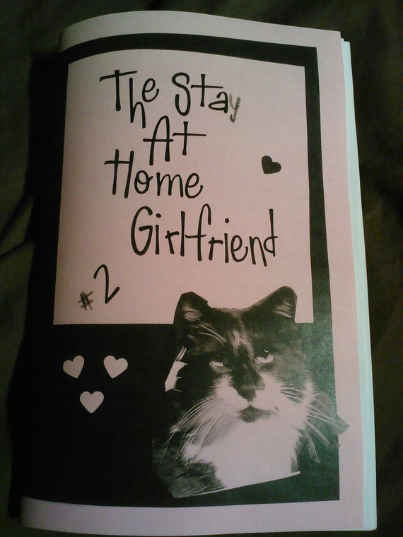 The Stay At Home Girlfriend issue 2