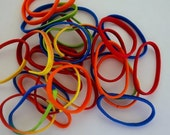 Colorful Mix OF Ponytail Holders