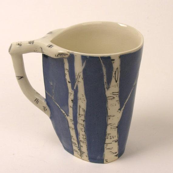 New Color - Blue Birch Cup