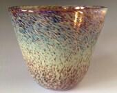 Blown Glass  Bowl  for Art Decor VIG - B