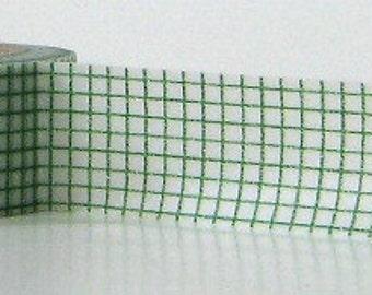 Green Grid Tape Paper Washi Math Geek