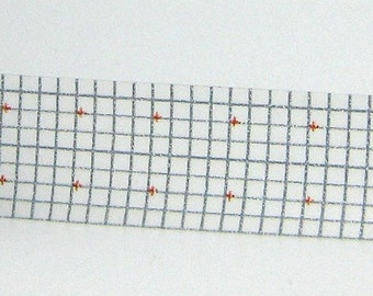Graph Grid Tape Paper Washi Geek