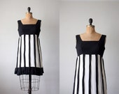 1960's modern cage dress