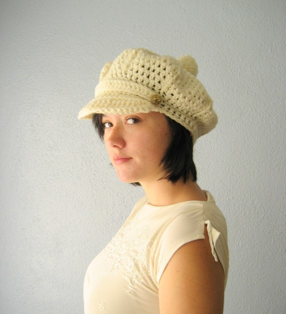 The Ali McGraw Hat
