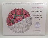 As One Mandala Coloring Book