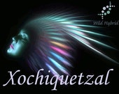 Xochiquetzal Perfume Oil - 5ml Ripe and fragrant tropical fruit, hypnotic tropical blooms, rich vanilla and soft woods