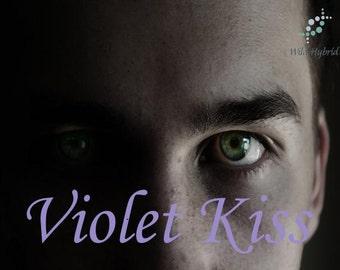 Violet Kiss perfume oil - 5ml Violet, gardenia, moonflower and glistening musk