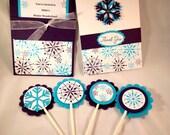 Winter Wonderland Party Package - set of 10