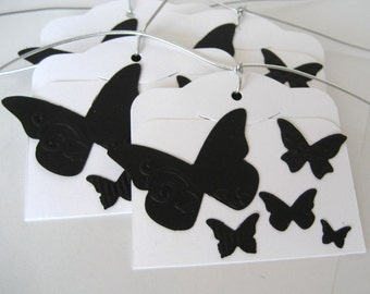 Butterfly Gift Tags Set of 5