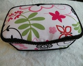 Large Diaper Nursery Wipe Case Tub, design your own wipes case