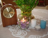 CleverLee CC Bloomin' Candle Votive