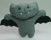 Bat Plush - vampire bat