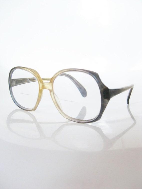 vintage oversized rodenstock glasses eyeglasses unisex mens