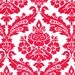 Tanya Whelan's Sugar in Red from the Darla Collection, 1 yard