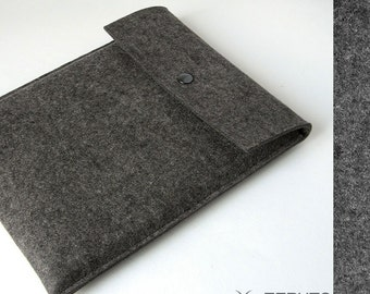 iPad iPad Air sleeve genuine German felt WOLF