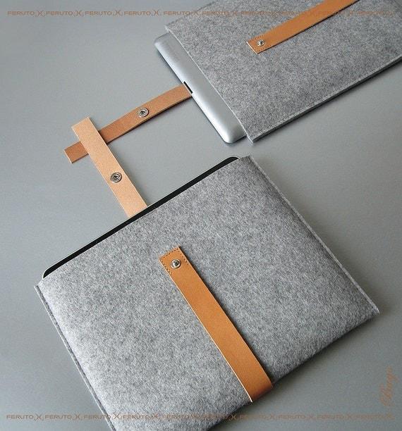 ipad air sleeve ipad air case felt sleeve FUSION