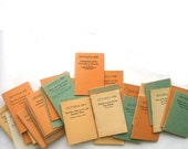 Collection of Miniature How To Books
