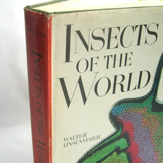 Illustrated Insects of the World Book