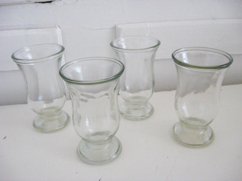 Vintage Juice Glasses 12