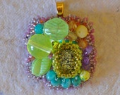 Summer Morning - Pendant - SALE 15% OFF list price