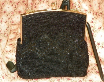 Black Formal Purse
