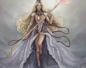 Over 20 pages of information on the goddess and her role in wicca