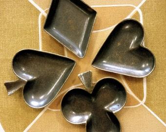 SALE Heart, Diamond, Club, and Spade