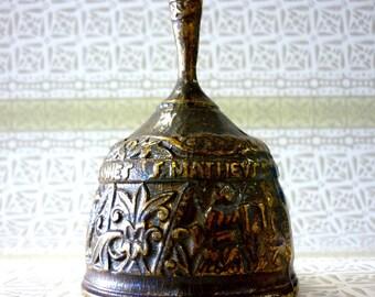 Sale Brass Dinner Bell