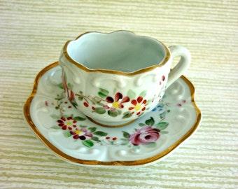 Porcelain Tea Cup Collection