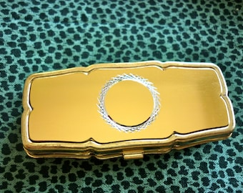 Vintage Pill Box - never used