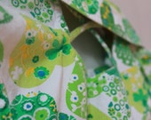Girl's Green Spring Dress