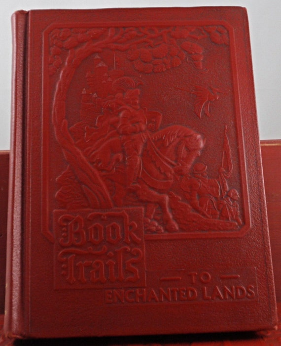 1946 Book Trails to Enchanted Lands volume 6 good condition