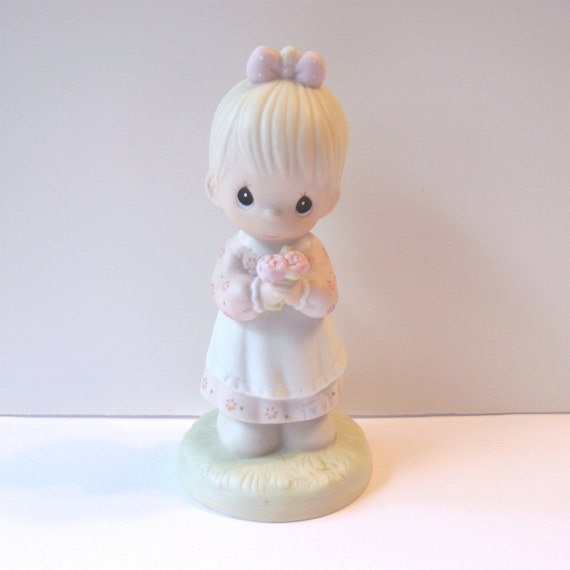 Precious moments figurine mothers day mommy i love you