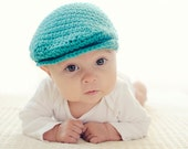 Seamus Scally Cap - for Children (Crochet Pattern)